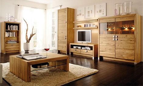 Недорогая мебель из массива